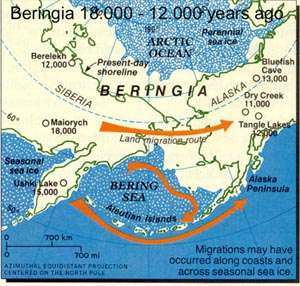 bigfoot bering strait